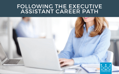 Following the Executive Assistant Career Path